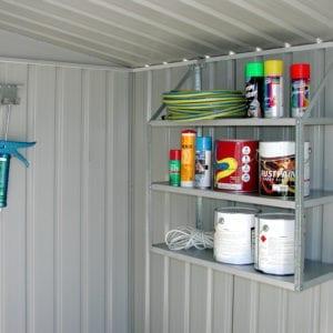 Garden Shed Accessory | 3 Tier Shelf