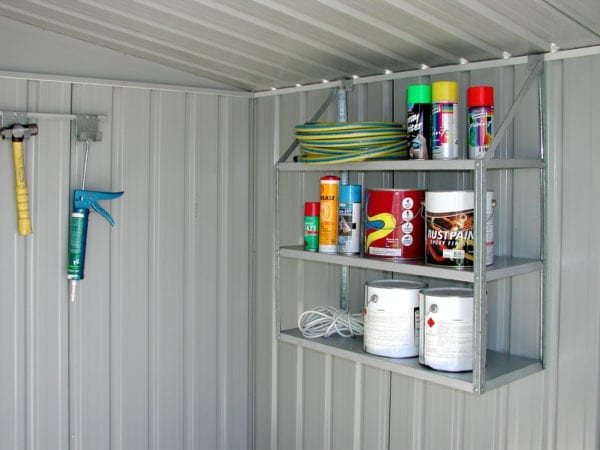 Garden Shed Accessory | 3 Tier Shelf