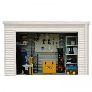 Smartlocker 800 Shed | Surfmist