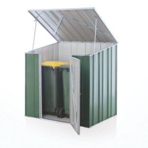 Storemate s43 | Garden Shed, Wheelie Bin shed