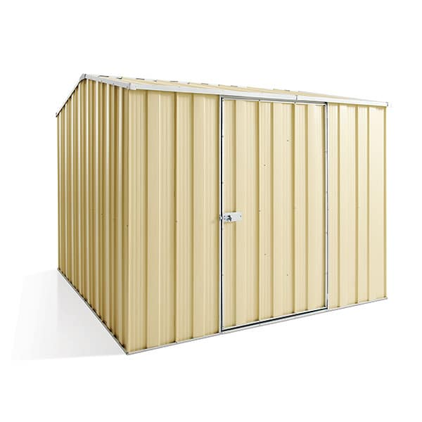 Yardstore G78 S Skillion Roof Shed 2 45m X 2 8m X 2 08m