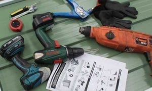 Tools to Build your Garden Shed