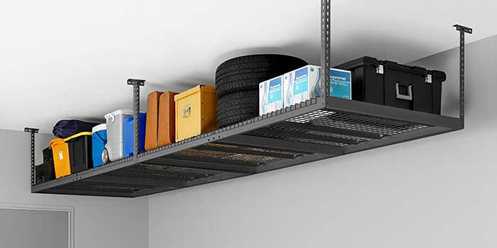 Celing Storage for your Garage