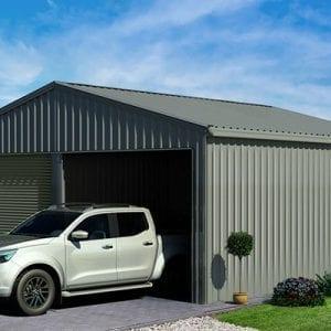 Double Garage for Sale | Spanbilt Direct