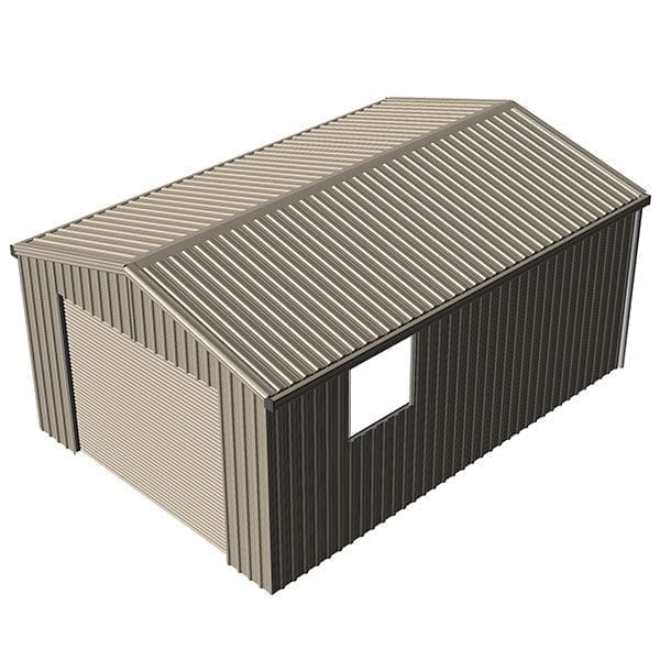 Single Garage 6x4