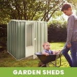 Spanbilt Direct Garden Sheds for Sale