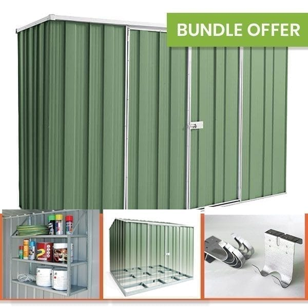 F83 Garden Shed Bundle - Rivergum