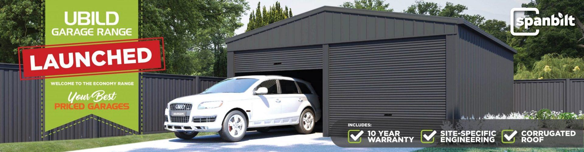 Garages Australia Affordable